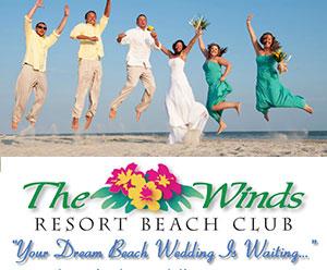 The Winds Resort Wedding