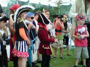 Bald Head Island Pirate Weekend