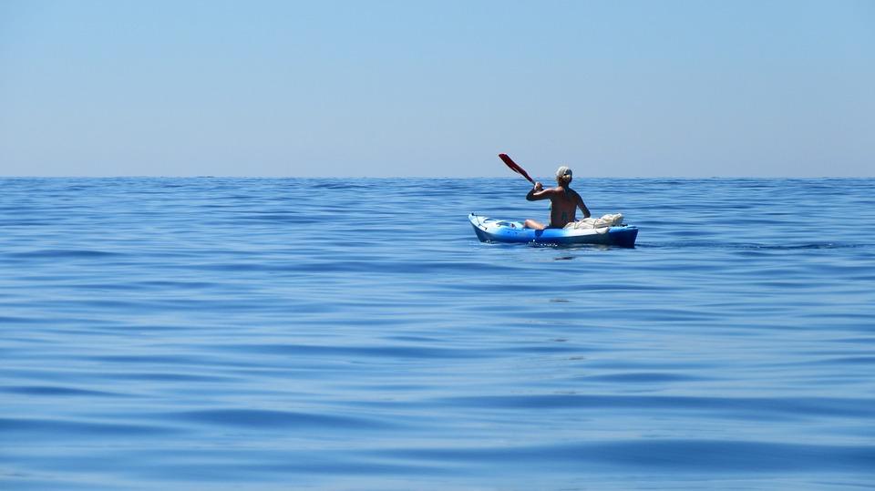 Ride The Tide Kayak Race