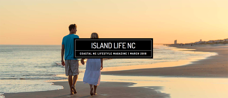 March issue of island life nc available now southport for Craft shows in nc 2017
