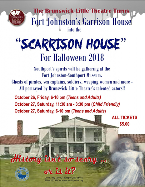 Scarrison House 2018