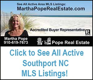 Pope-Real-Estate-Southport NC Ad