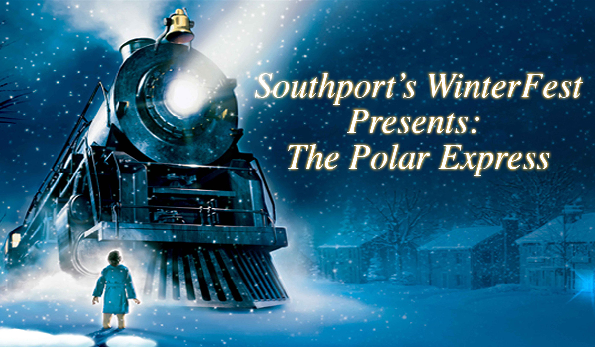 Southport Winterfest Polar Express