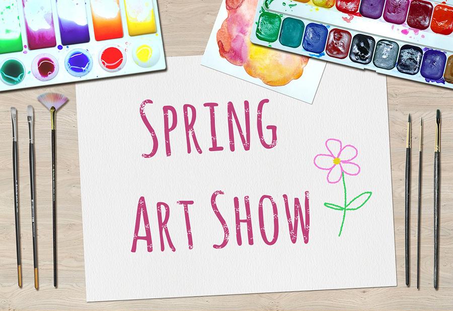 Spring Art Show